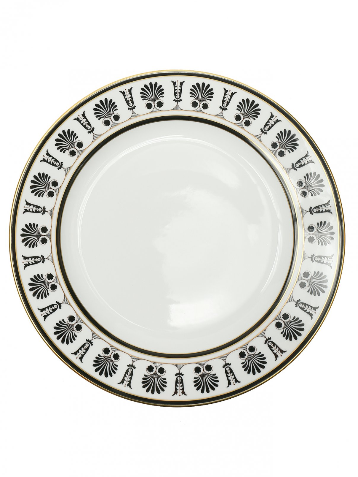 Блюдо круглое Richard Ginori 1735  –  Общий вид