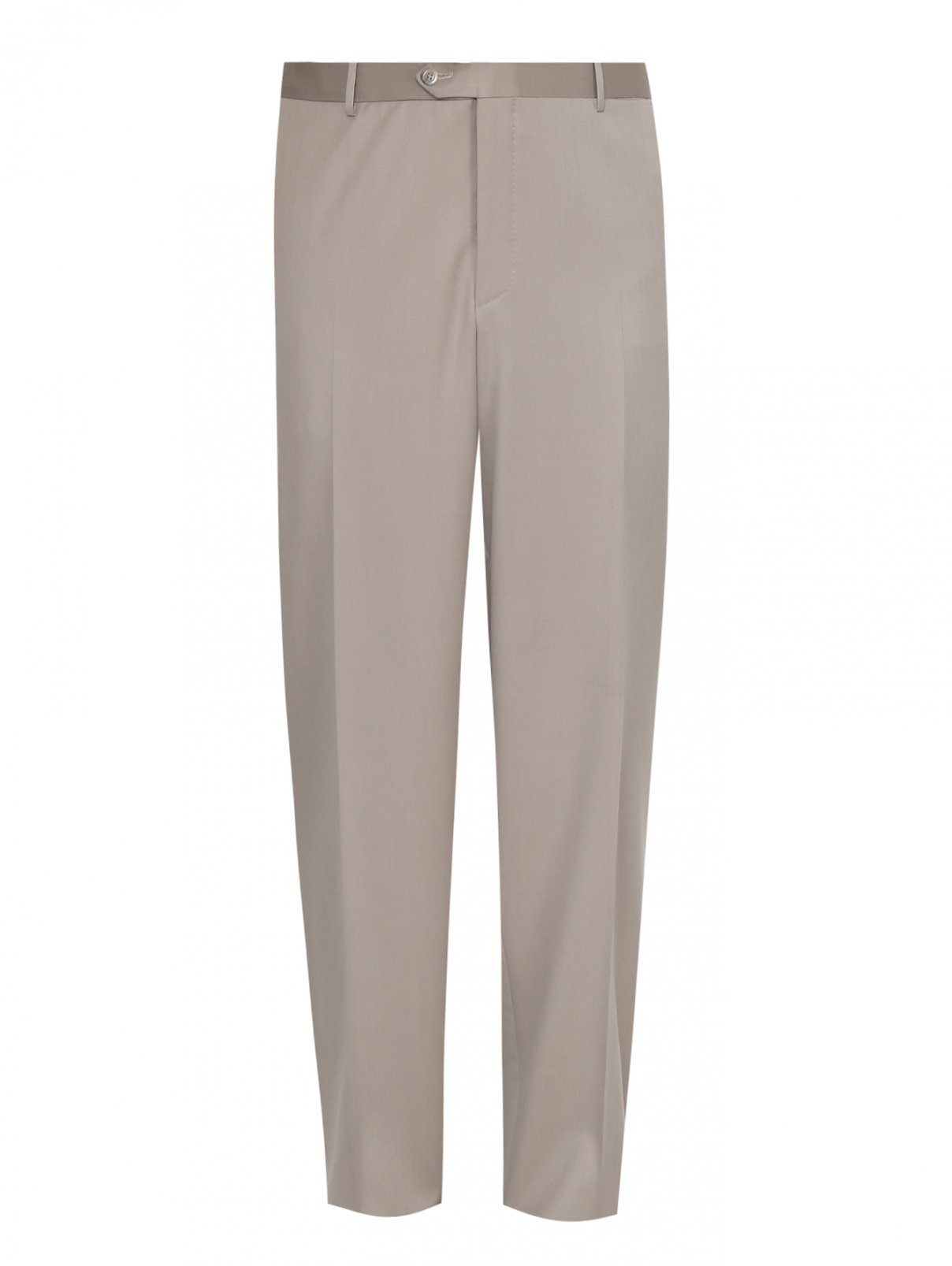 Классические брюки из шерсти Corneliani  –  Общий вид