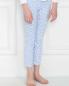 Пижама из хлопка с цветочным узором Sanetta  –  МодельВерхНиз