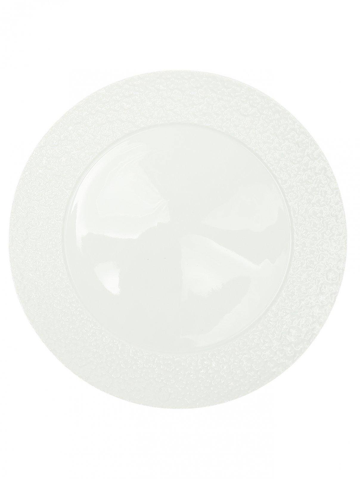 Тарелка обеденная Meissen  –  Общий вид