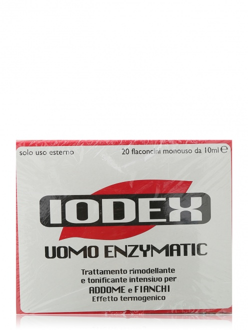 Сыворотка для тела Iodex Enzymatic 20х10 мл Natural Project - Общий вид