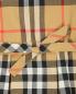 Платье хлопковое в клетку Burberry  –  Деталь