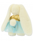 """Коллекционная игрушка """"Зайка Пиглет""""-принцесса цветов Piglette  –  Обтравка1"""