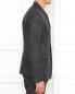 Однобортный пиджак из шерсти Emporio Armani  –  Модель Верх-Низ2