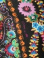Шарф из кашемира и шелка с цветочным узором Etro  –  Деталь