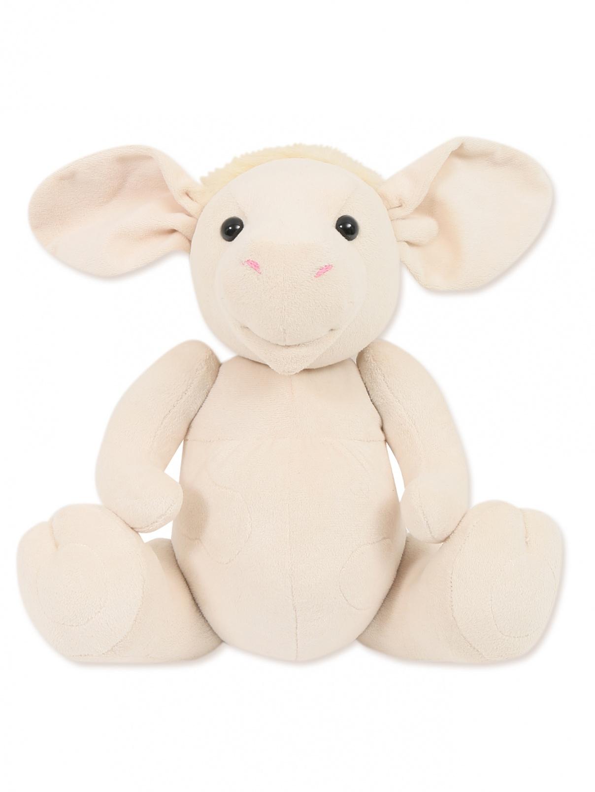 """Коллекционная игрушка """"Плюшевый ослик"""" Charlie Bears  –  Общий вид"""