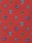 Галстук из шелка с узором Etro  –  Деталь