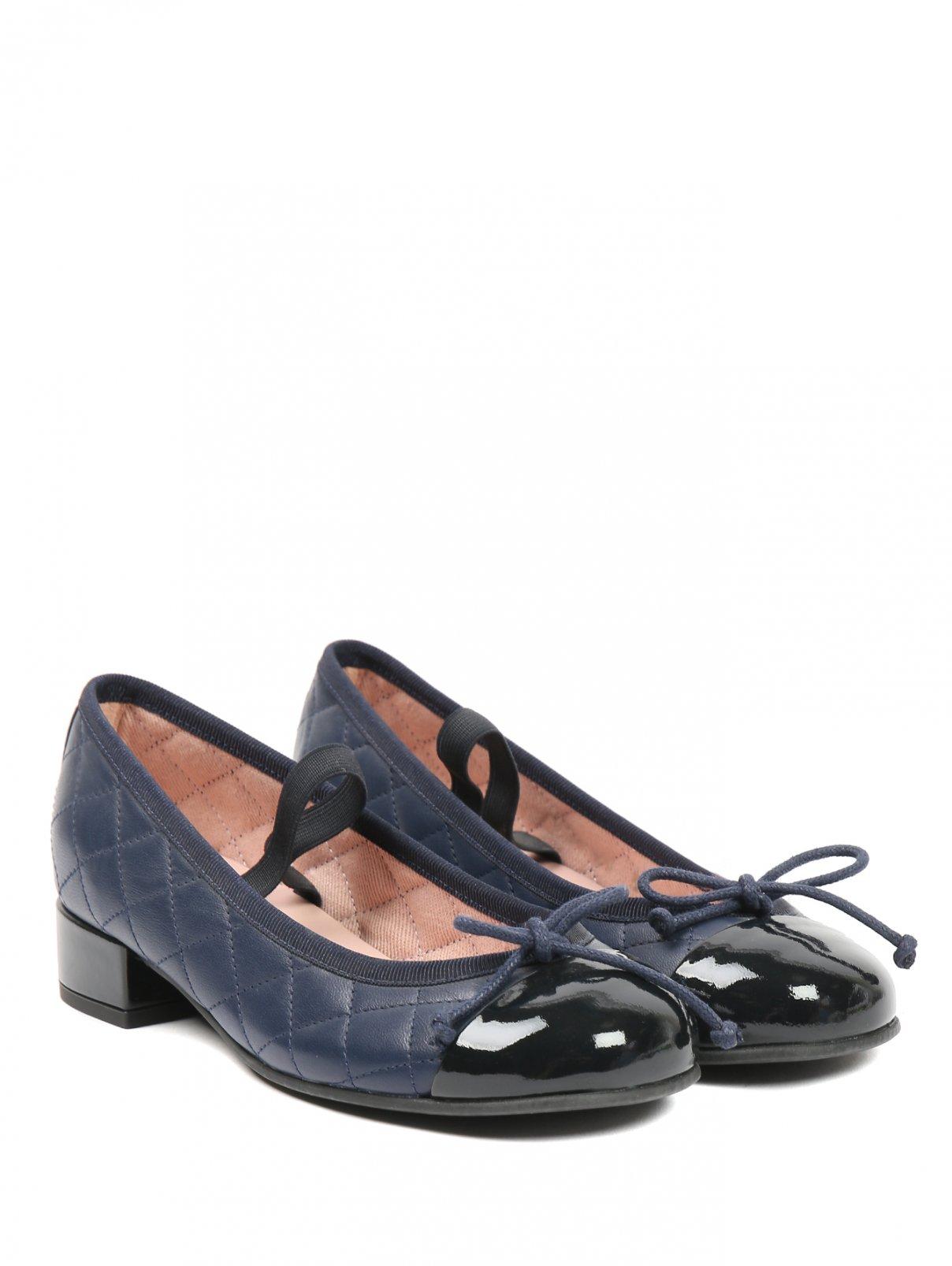 Туфли из кожи Pretty Ballerinas  –  Общий вид