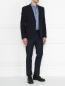 Пиджак однобортный из хлопка Paul Smith  –  МодельОбщийВид