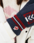Варежки из смешанной шерсти с узором Bosco Fresh  –  Деталь
