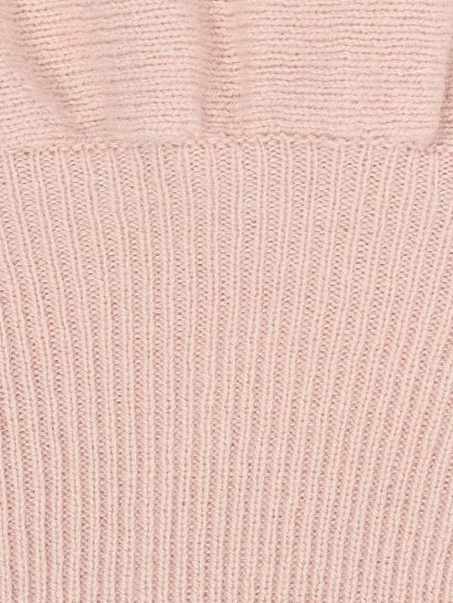 Джемпер из шерсти и кашемира с завязкой сзади Alberta Ferretti - Деталь1