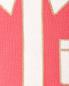 Джемпер из шерсти с узором Moschino Boutique  –  Деталь