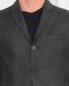 Однобортный пиджак из шерсти Emporio Armani  –  Модель Общий вид1