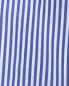 """Платье из хлопка с узором """"полоска"""" и декоративной отделкой Marina Rinaldi  –  Деталь1"""