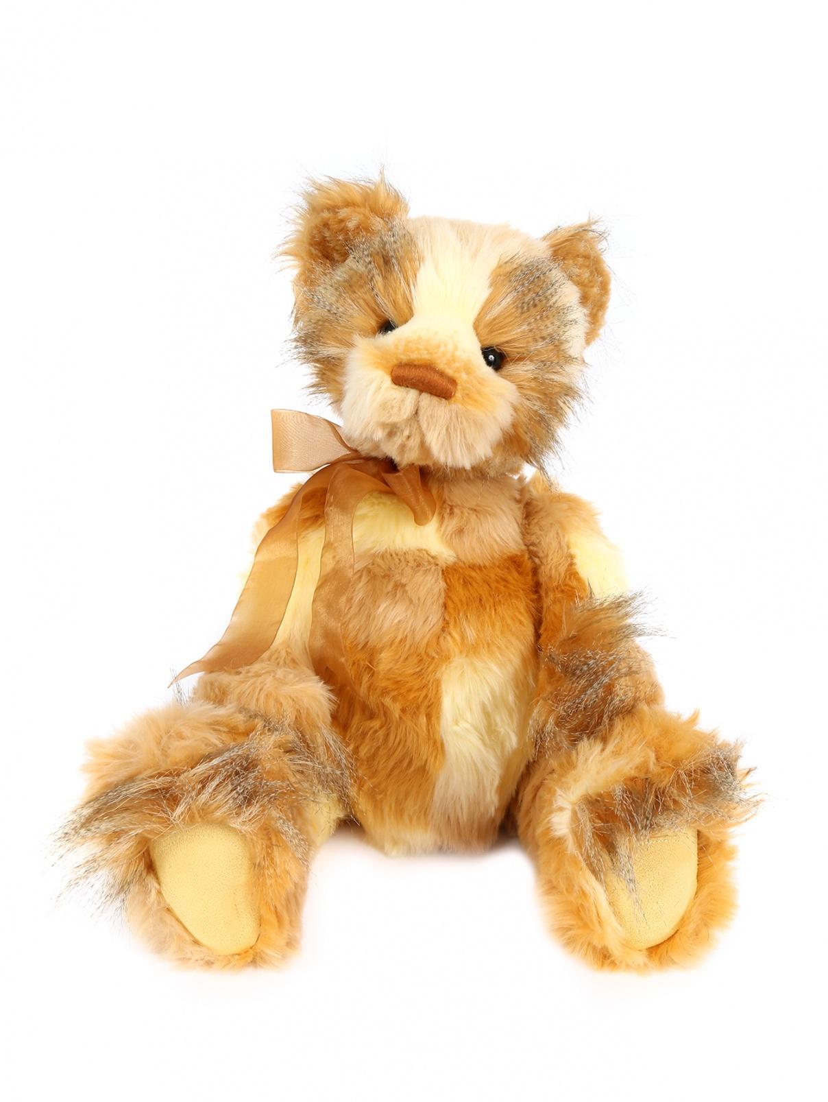 """Плюшевый медведь """"Dink"""" Charlie Bears  –  Общий вид"""