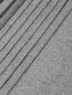 Юбка из смешанной шерсти асимметричного кроя Ermanno Scervino  –  Деталь1