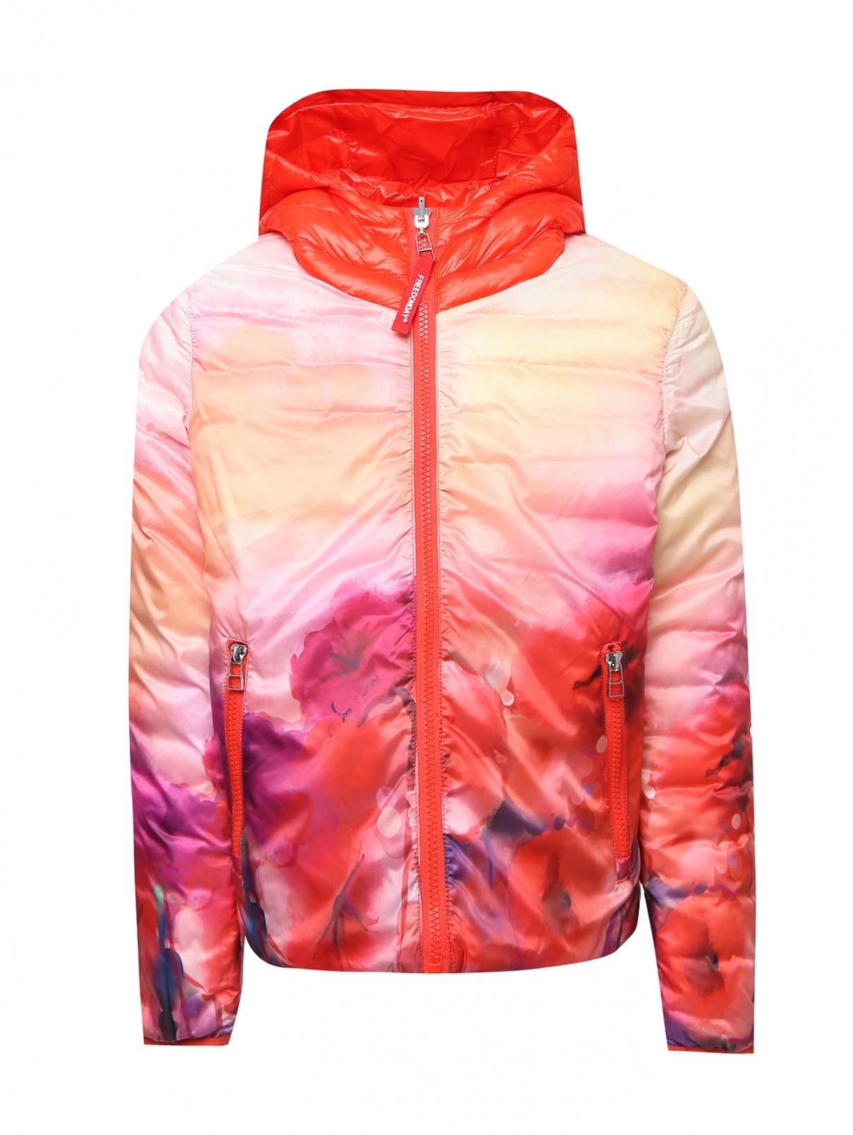 Утепленная двусторонняя куртка Freedomday  –  Общий вид