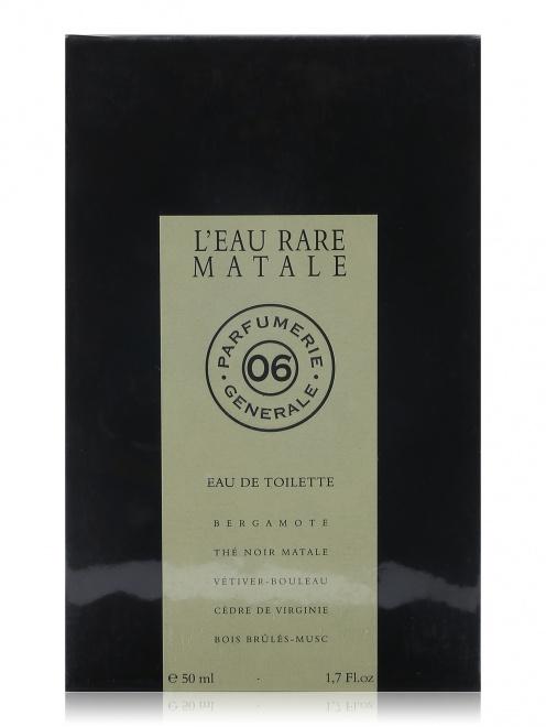 Туалетная вода - L`Eau Rare Matale Generale Parfumerie, 50ml Generale Parfumerie - Общий вид
