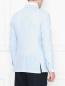 Пиджак из хлопка с накладными карманами Belvest  –  МодельВерхНиз1