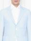 Пиджак из хлопка с накладными карманами Belvest  –  МодельОбщийВид1