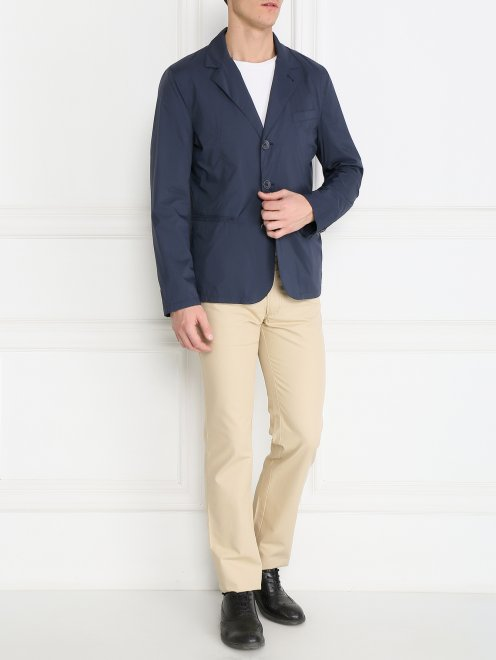 Куртка на пуговицах - Общий вид