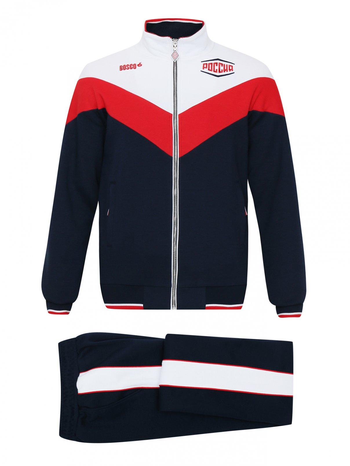 Спортивный костюм из узором Bosco Sport  –  Общий вид