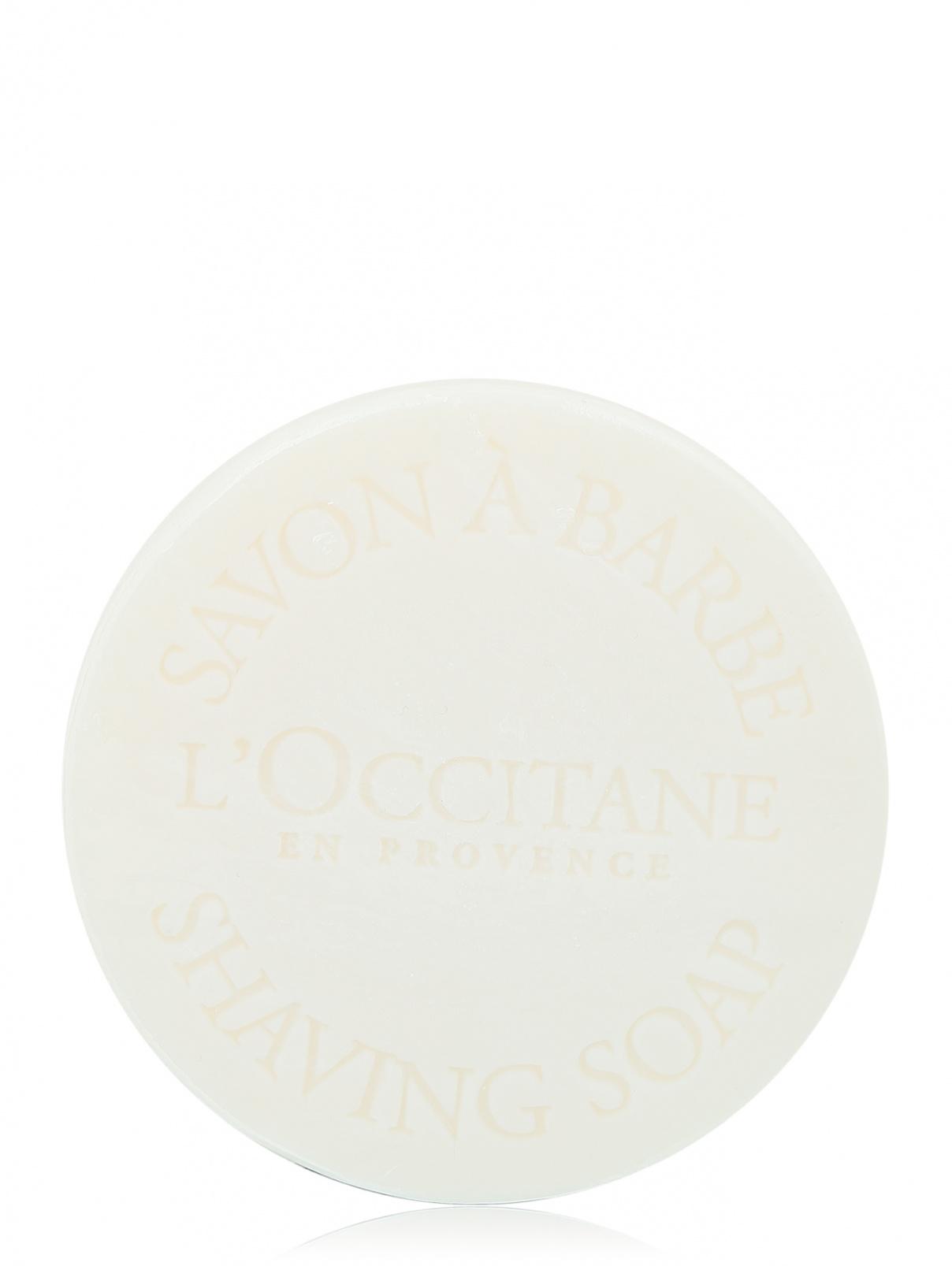Мыло для бритья 100 г The Men L'Occitane  –  Общий вид