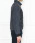 Замшевая куртка на молнии Etro  –  МодельВерхНиз2