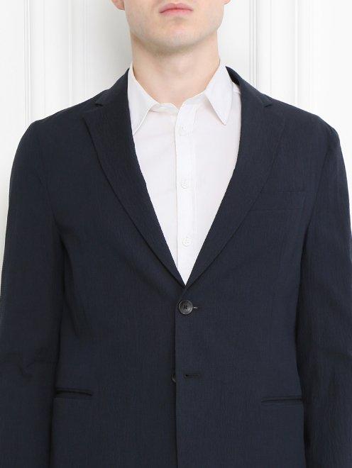 Пиджак из хлопка - Модель Общий вид1
