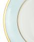 Блюдо круглое с золотой окантовкой Richard Ginori 1735  –  Деталь