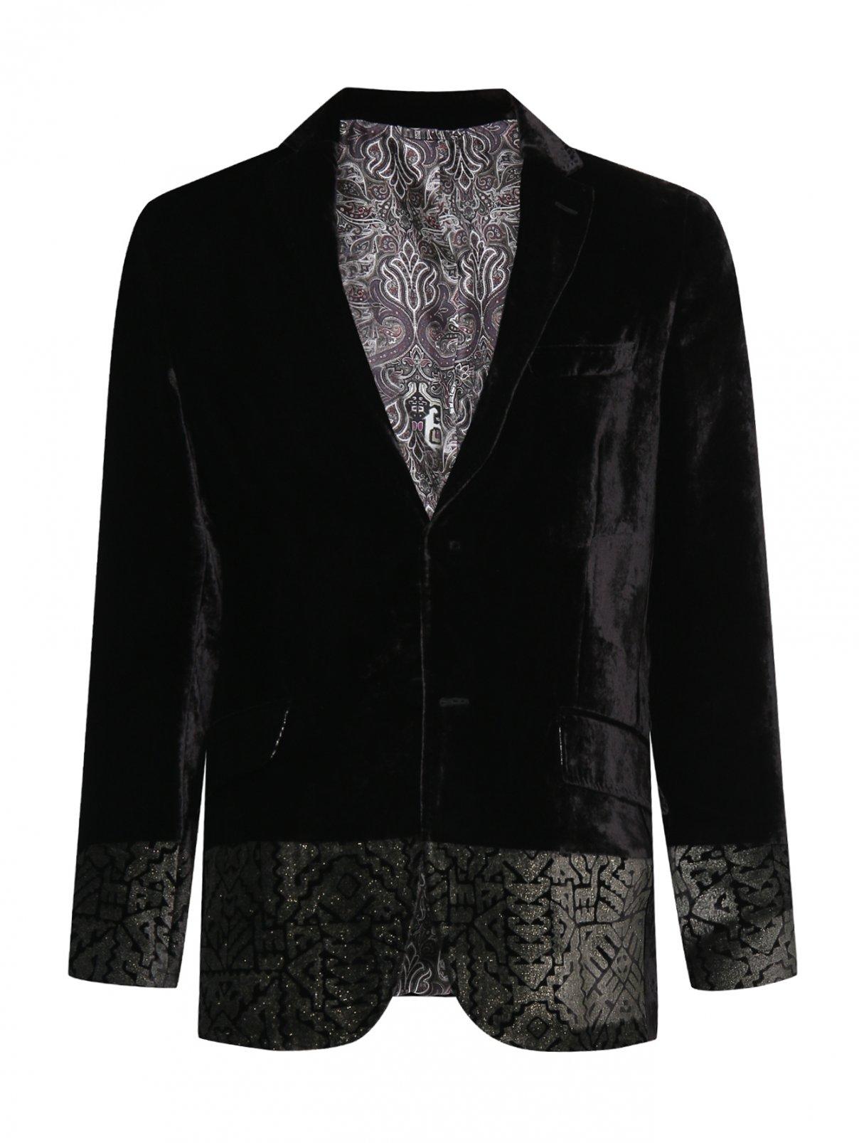 Пиджак с узором Etro  –  Общий вид