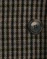 Двубортное пальто из шерсти с узором A.P.C.  –  Деталь