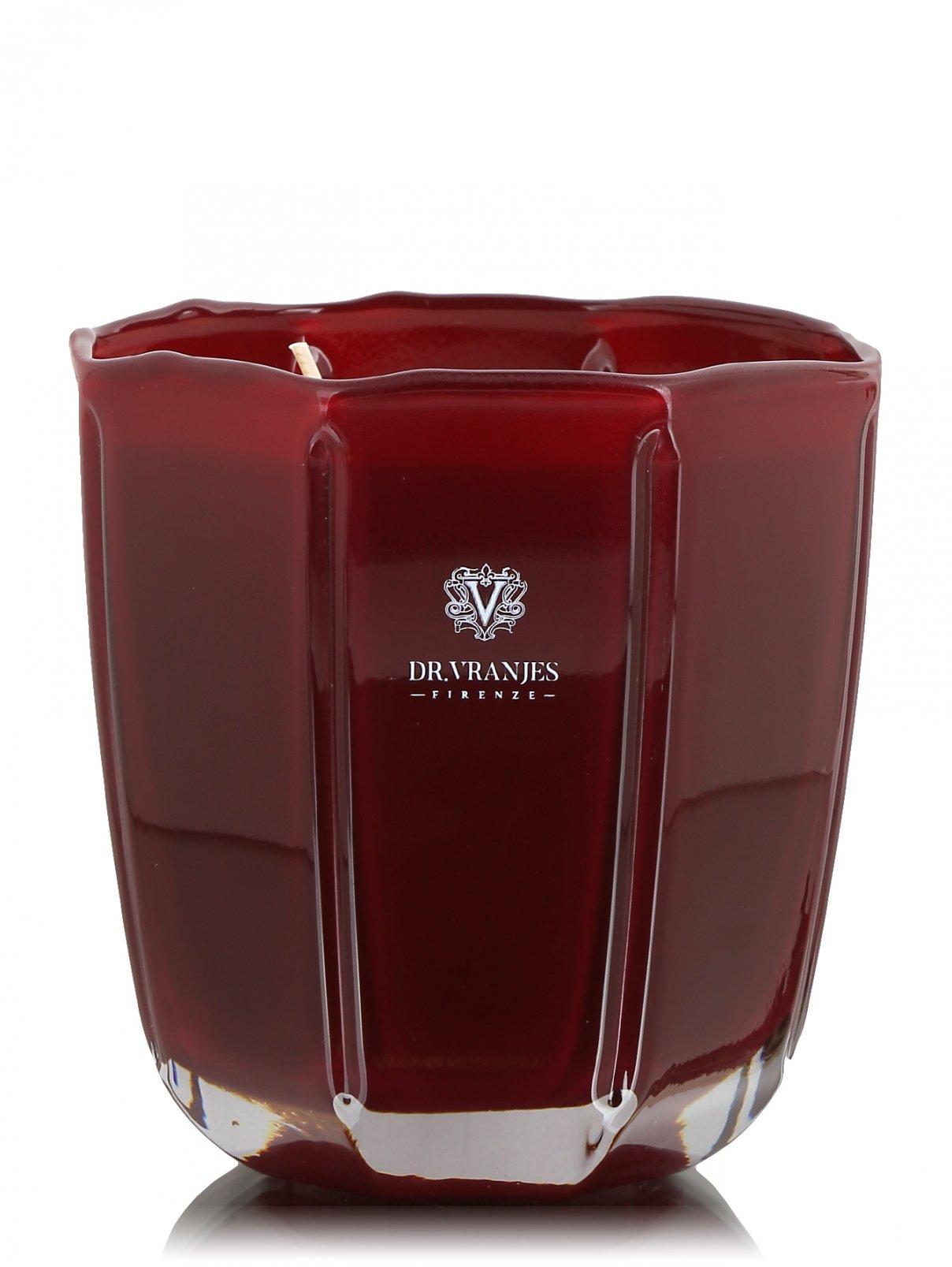 Свеча Rosso Nobile Red Tourmaline 500 г Home Fragrance Dr. Vranjes  –  Общий вид