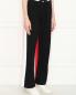 Трикотажные брюки на резинке Moschino underwear  –  МодельВерхНиз