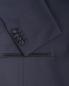 Пиджак однобортный со вставками из шерсти Pal Zileri  –  Деталь