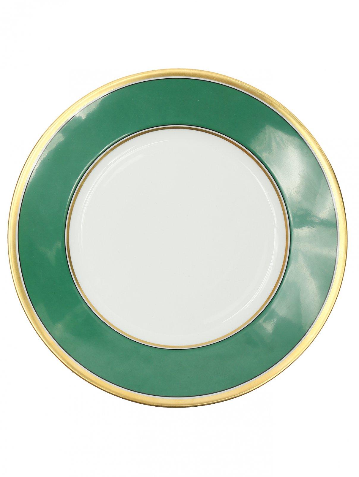 Десертная тарелка из фарфора Richard Ginori 1735  –  Общий вид