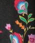 Шарф из кашемира и шелка с цветочным узором Etro  –  Деталь1