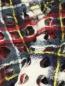 """Шарф из шерсти с узором """"клетка"""" Faliero Sarti  –  Деталь1"""