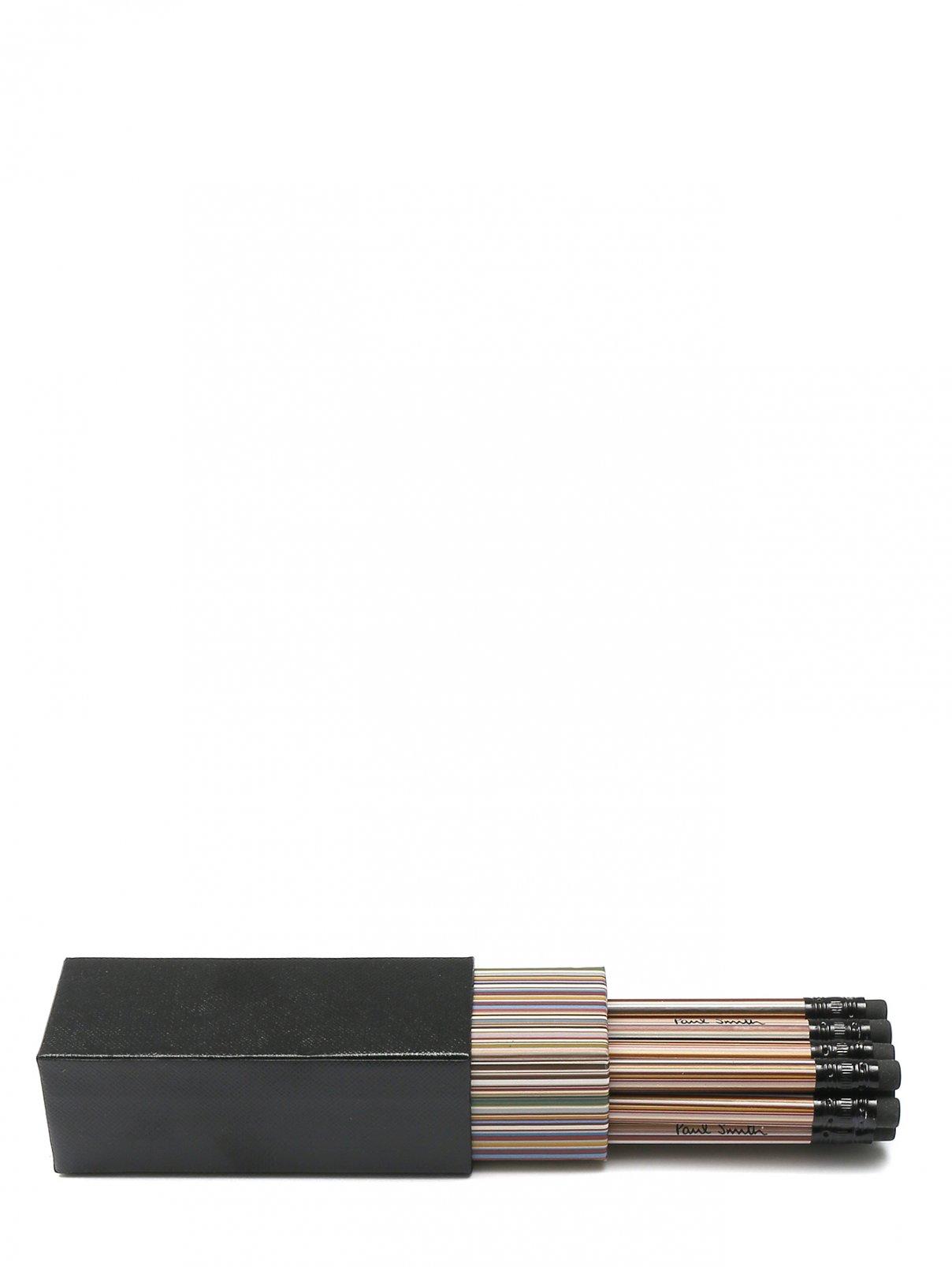 Набор карандашей Paul Smith  –  Общий вид