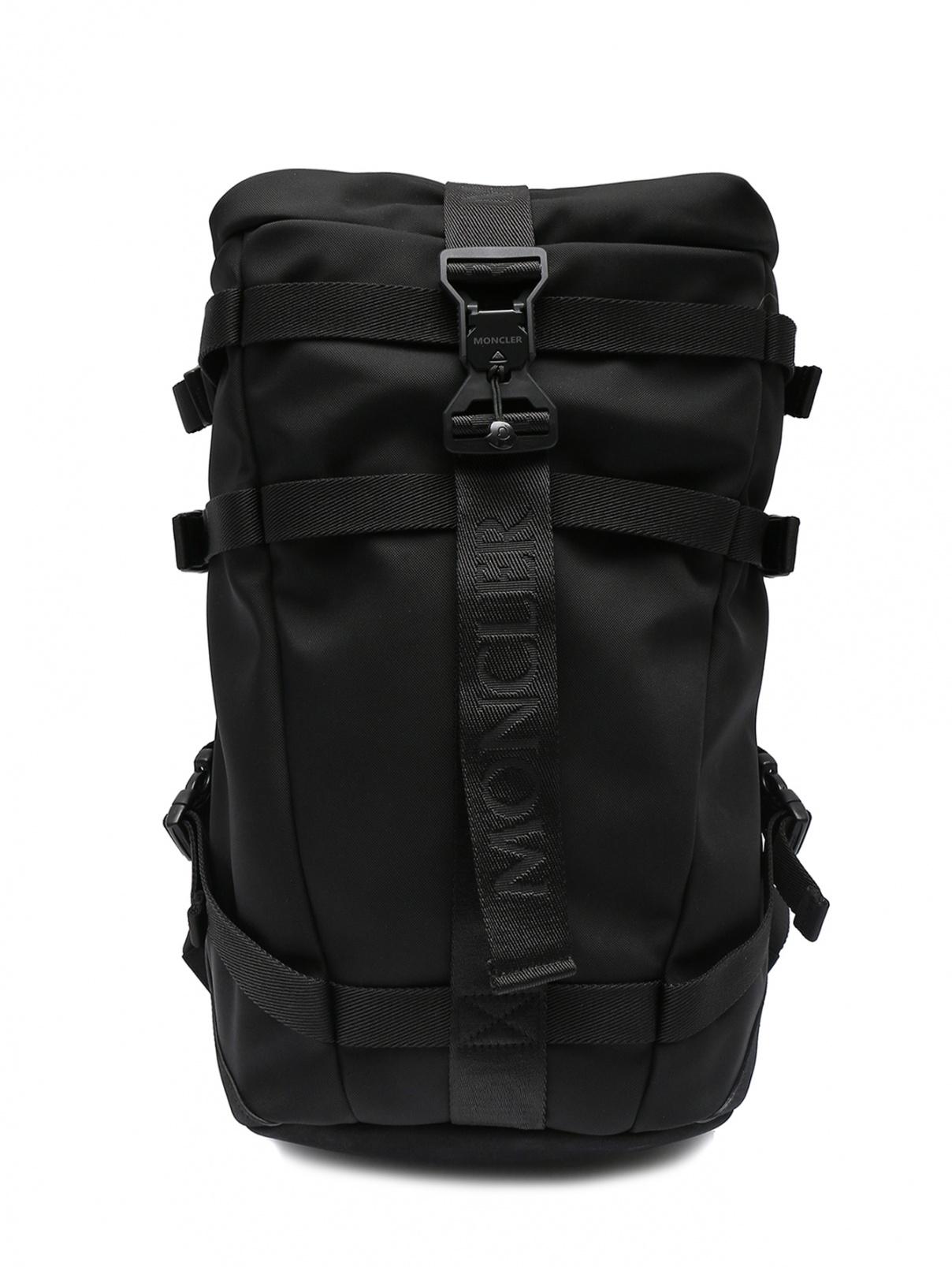 Рюкзак с вставками из кожи Moncler  –  Общий вид