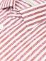 "Рубашка из хлопка с узором ""полоска"" Etro  –  Деталь"