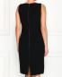 Платье-футляр с узором Antonio Berardi  –  Модель Верх-Низ1