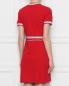 Платье из хлопкового трикотажа на молнии Bosco Sport  –  МодельВерхНиз1