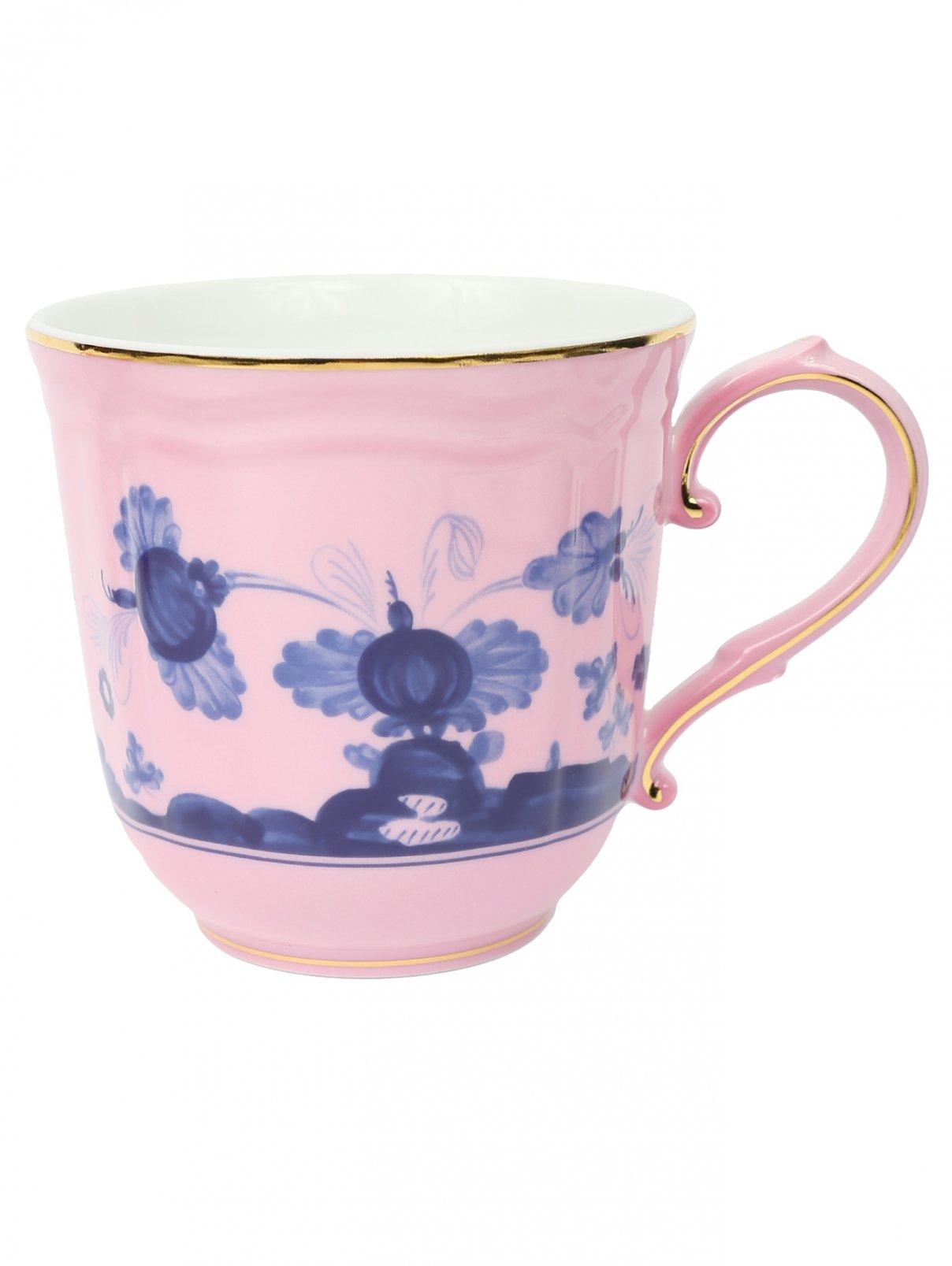 Чайная чашка Richard Ginori 1735  –  Общий вид