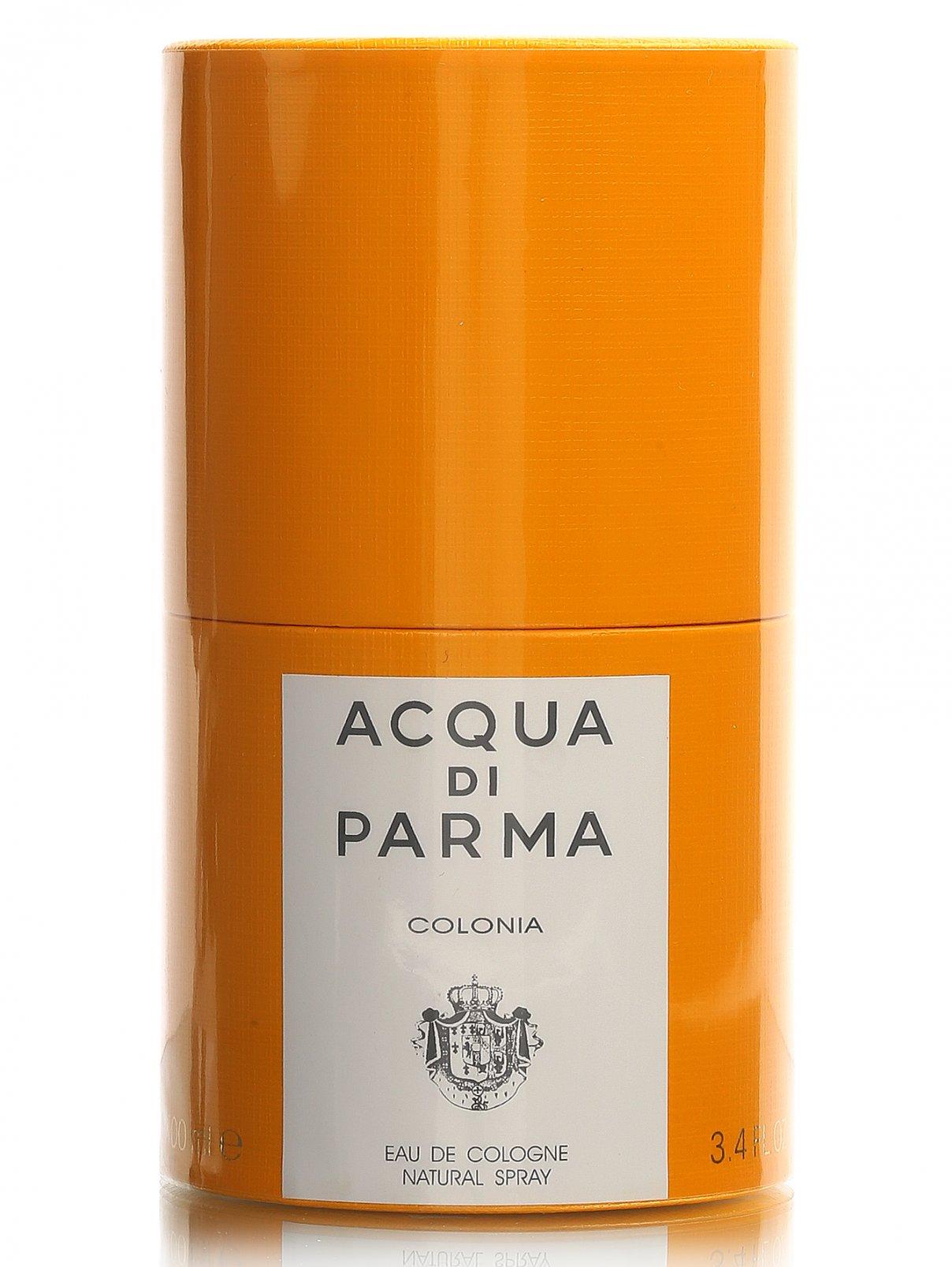Одеколон - Colonia, 100ml Acqua di Parma  –  Модель Общий вид