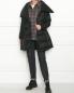 Утепленная куртка с капюшоном Max&Co  –  МодельОбщийВид