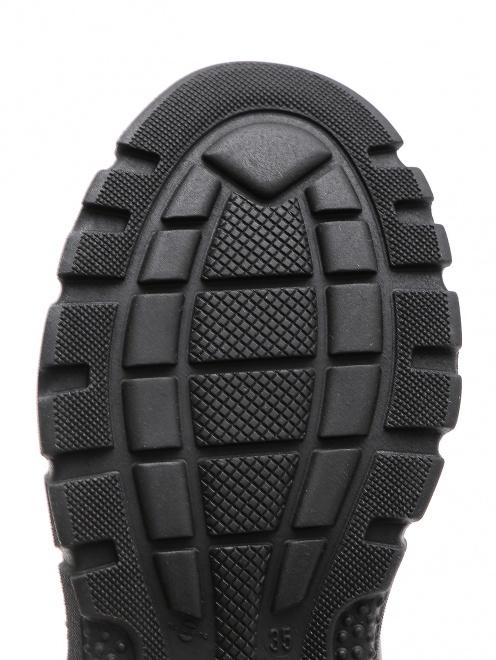Ботинки на массивной подошве Gallucci - Обтравка4