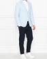 Пиджак из хлопка с накладными карманами Belvest  –  МодельОбщийВид