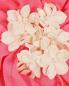Легкий шарф из хлопка с декоративными цветами IL Trenino  –  Деталь