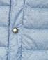 Пуховик на кнопках с узором под деним Bosco Fresh  –  Деталь1